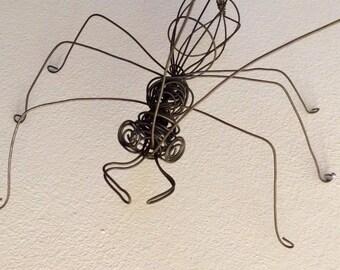 Wire Ant Sculpture