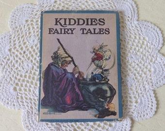 Children's Book: KIDDIES FAIRY TALES, 1926