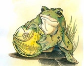 The Frog Prince and the Golden Bauble