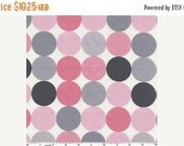 30% OFF shop closing 1 yard of Disco Dot from Michael Miller