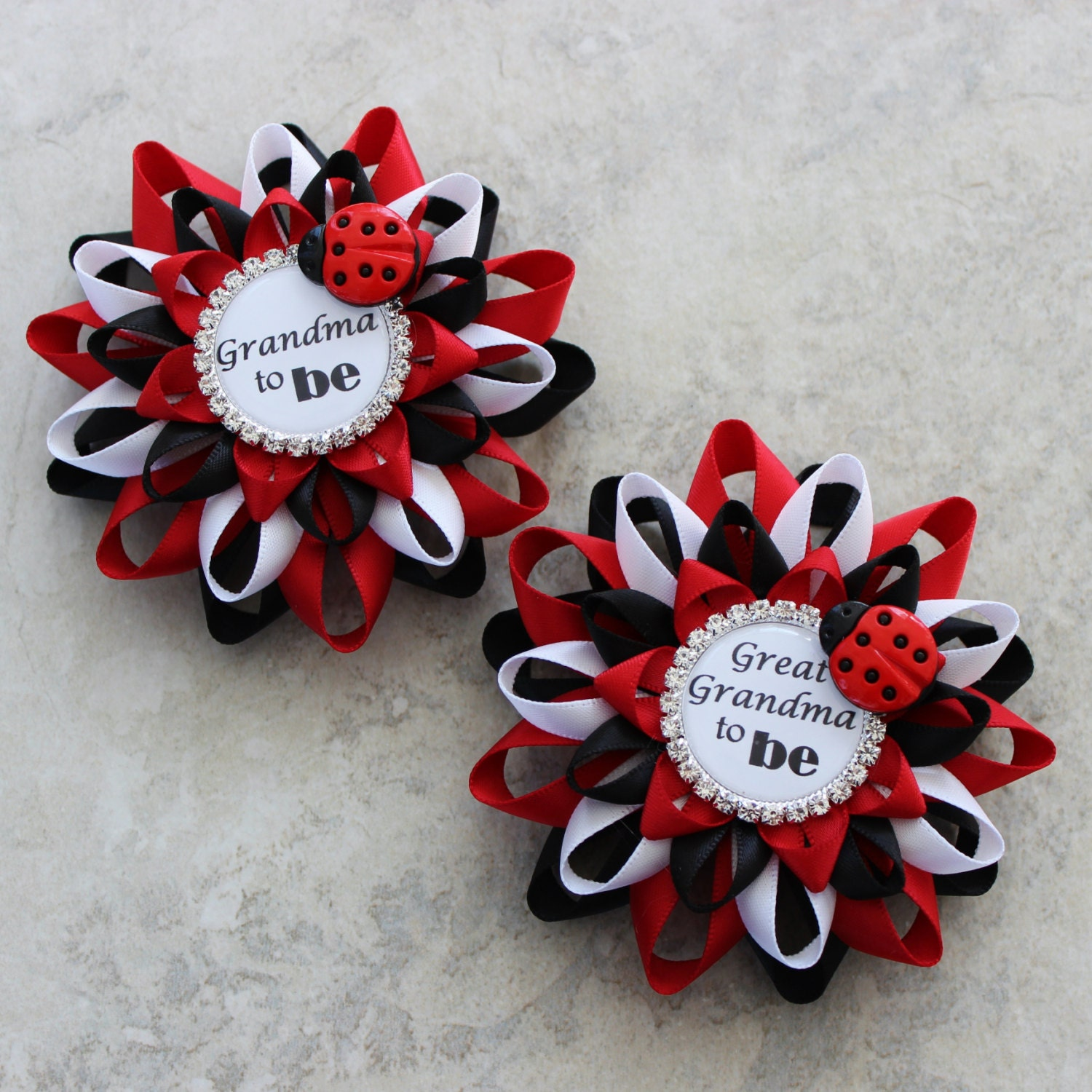 shower corsages ladybug birthday ladybug baby shower decorations