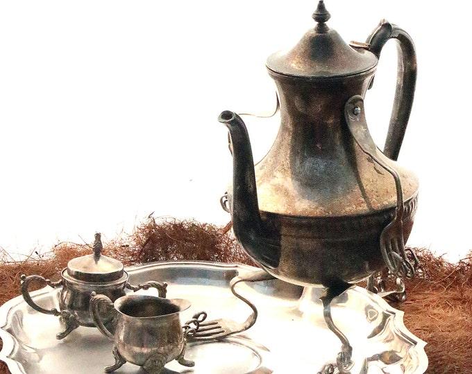 Alice In Wonderland Teapot Sculpture, Mad Hatter Tea Party, Cookie Monster, Teacup Centerpiece, Sweet Sixteen,silver Tea Kettle, Coffee Pot