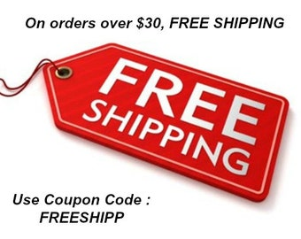 FREE SHIPPING Coupon Code,Use Coupon Code to get Free Shipping on all orders over USD30, Do Not Purchase this item.