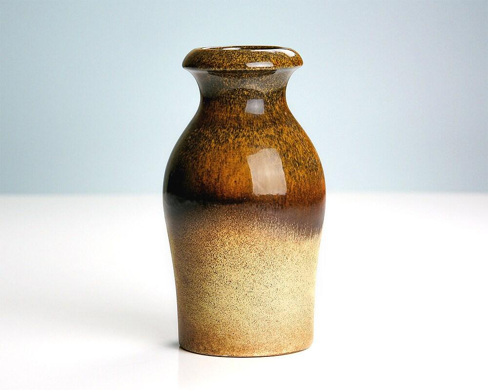 Scheurich Keramik West Germany Vintage Pottery Vase / W