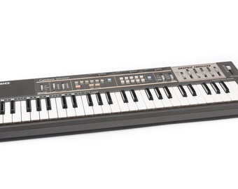 Vintage Casio MT-100 Keyboard Midi Synthesizer Circuit Bending 1980s Excellent