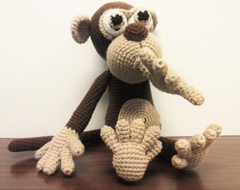 Monkey Stuffed Doll