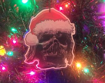 Darth Vader Melted STAR WARS Christmas ornament