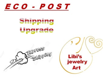 Express Shipping Worldwide via Eco Post - 6-8 business days, Express Mail Service, eco post shpping