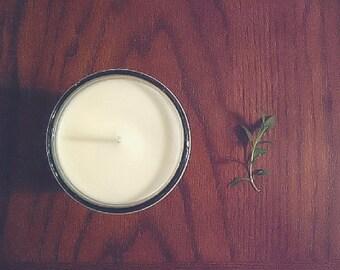 Mediterranean Fig - Premium Soy Candle