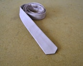 Vintage Skinny Leather Necktie | Gift Idea