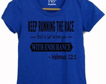 Running shirt for women's - running shirt for women's - running shirt - woman running shirt-Philippians