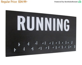 running medals holder - holder for medals - medals holder - running medals holder