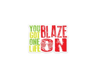Blaze On Magnet