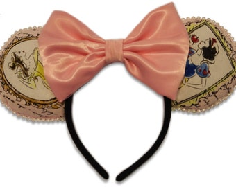 Disney princess minnie ears