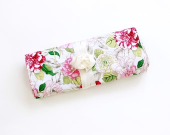 Floral Table Runner - Birthday Table Accessory - Birthday Table Topper  - Gift Idea