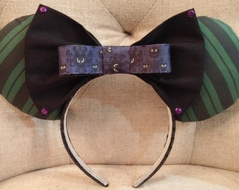 Haunted Mansion inspired ears