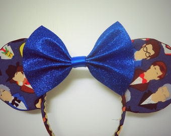 Doctor Who Mickey Ears