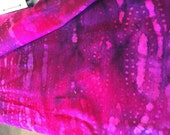 Corduroy Batik Purple Fab...