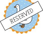 Reserved - C. Clark
