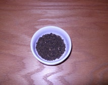 Black Walnut Hulls, Cut & Sifted, 1 Ounce, Wildcrafted Dried Herbs and Spices