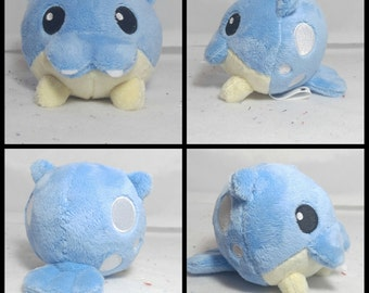 made to order spheal plush