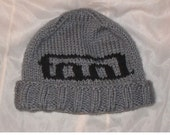 HOLD FOR DENISE Tool Band Knit Beanie