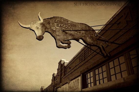 longhorn saloon fort worth western home decor texas