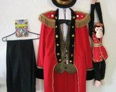 Custom Ringmaster Costume on Hold For Dan