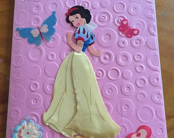 Snowwhite Birthday card