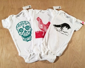 3 for 45 mix and match onesies
