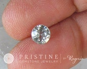 RESERVED Mint Green Sapphire 6.0 MM Round Shape September Birthstone
