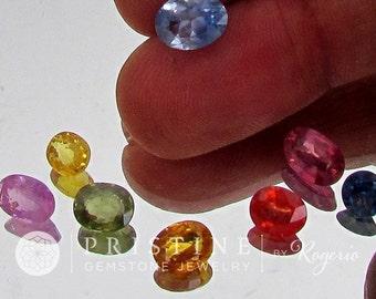 Loose Sapphire Sale 10.93 CTS Natural Gemstones September Birthstone
