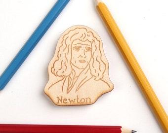 Isaac Newton Magnet