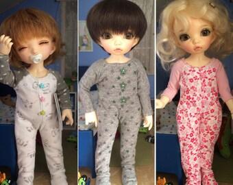 Pajamas Littlefee and littlefee baby