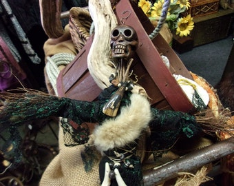 Voodoo Doll Halloween Decoration