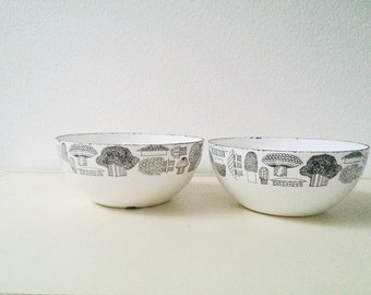 Kaj Frank Finel bowls