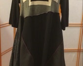 SOLD!!! Say YES! Plus size comfy tunic dress!