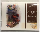 Gnome-Kalender 2016