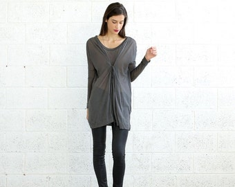 Summer SALE Love Dress, Dark Grey.