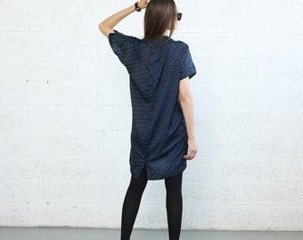 Final Summer Sale Summer Sale --- Geometric Print Dress