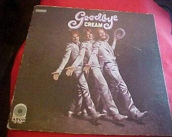 Cream Goodbye Atco SD 7001 dg vintage vinyl rock record 70s NM-