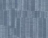 Doe Ladder Lines in Slate, Carolyn Friedlander, Robert Kaufman Fabrics, 100% Cotton Fabric, AFR-15026-66 SLATE
