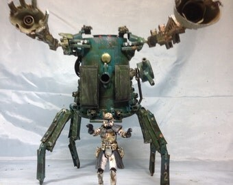 assemblage support mech