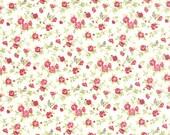 Windermere Linen White 18611 11 by Brenda Riddle for moda fabrics