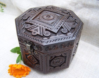 Jewelry box Wooden jewelry box Jewelry box wood Wooden box ring box Wedding jewelry box Jewellery box wood Ring box Wedding ring box B44