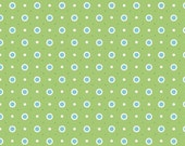 Bake Sale C3435 Green of Lori Holt by Bee In My Bonnet for Riley Blake/Fabric by the Yard/Fabric by The Half Yard/Fat Quarter/PRICES VARY