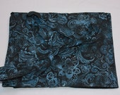 The Tarot Traveler - Blue Batik