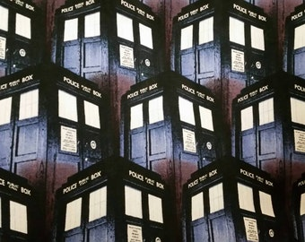 Dr. Who Tardis! Placemats