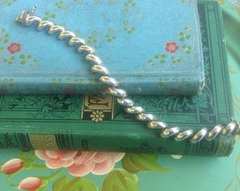 SALE!!!  Silver San Marco bracelet