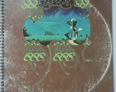 Yes Songs Recycled Record Album Cover Book